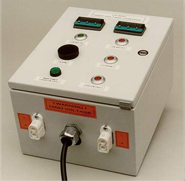 dc power supply static control