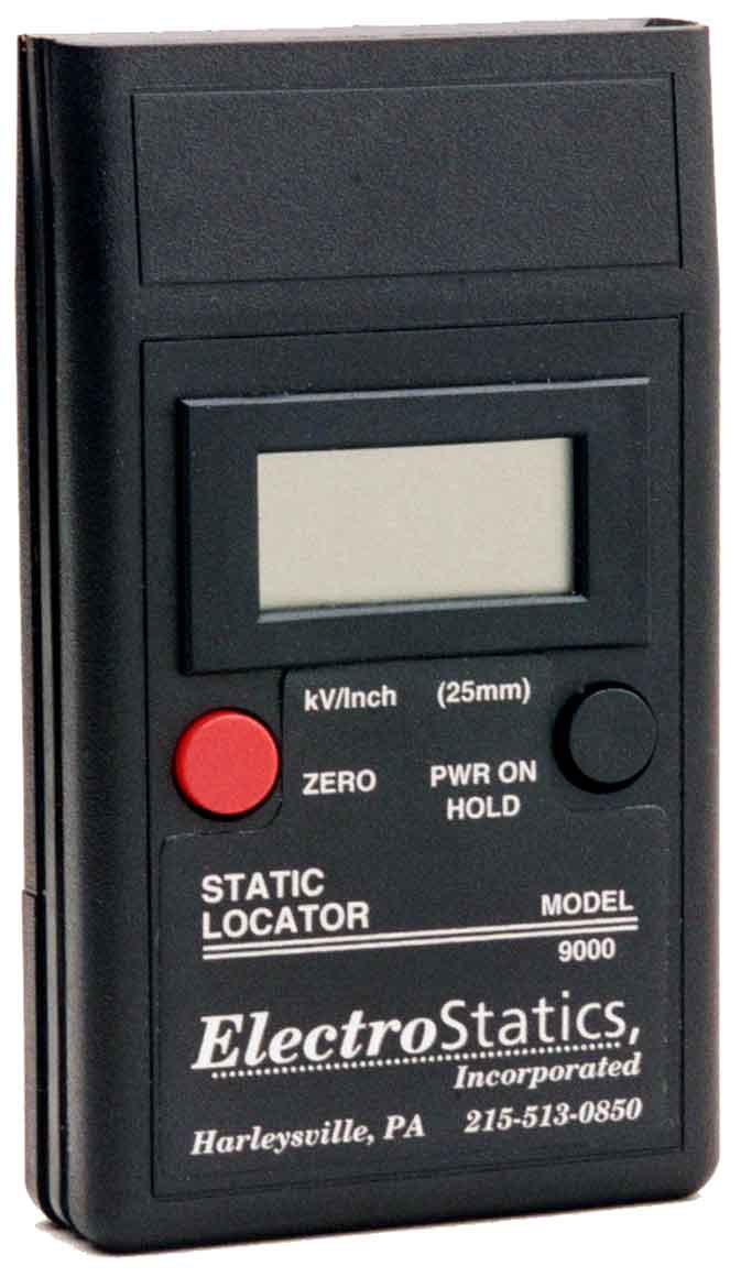 static meter electrostatic voltmeter measure static electricity